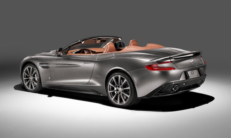 4 New Q by Aston Martin Specials Revealed to Inspire Your Very Own Q Car 38