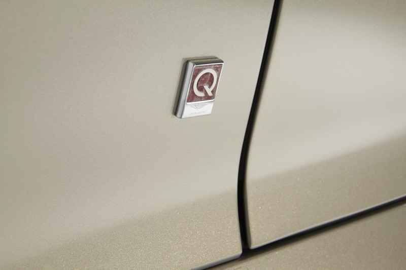 4 New Q by Aston Martin Specials Revealed to Inspire Your Very Own Q Car 4