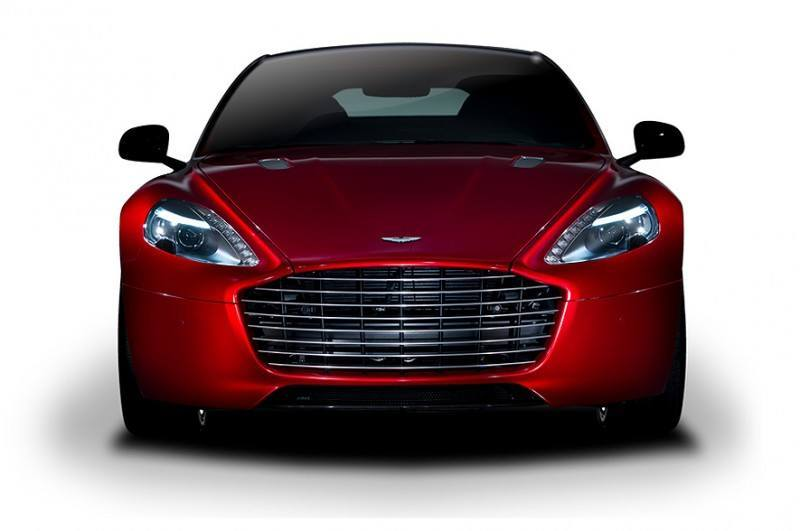 4.2s, 200-MPH 2015 Aston Martin RAPIDE S Also Nabs New Dampers, Torque-Tube and 8-Speed ZF Transaxle 112