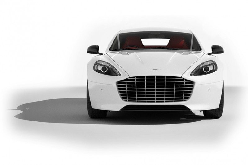 4.2s, 200-MPH 2015 Aston Martin RAPIDE S Also Nabs New Dampers, Torque-Tube and 8-Speed ZF Transaxle 169