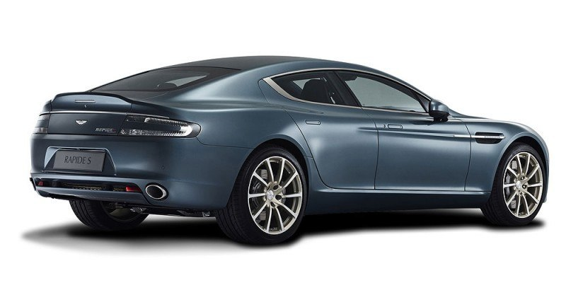 4.2s, 200-MPH 2015 Aston Martin RAPIDE S Also Nabs New Dampers, Torque-Tube and 8-Speed ZF Transaxle 172