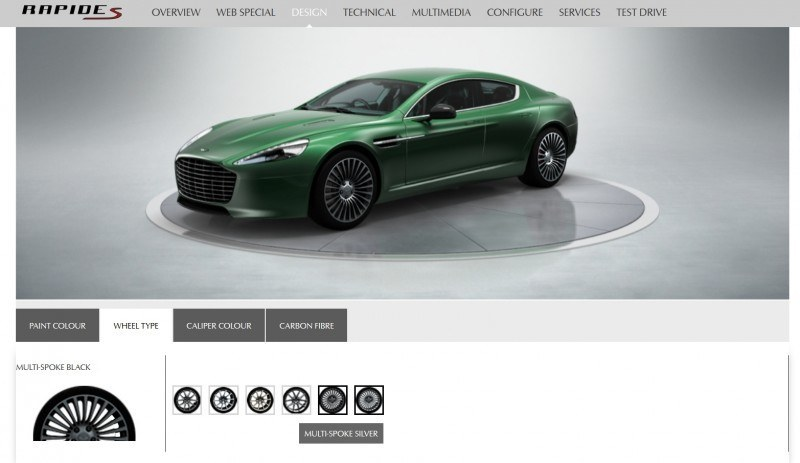 4.2s, 200-MPH 2015 Aston Martin RAPIDE S Also Nabs New Dampers, Torque-Tube and 8-Speed ZF Transaxle 18
