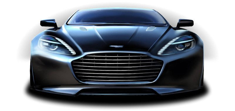 4.2s, 200-MPH 2015 Aston Martin RAPIDE S Also Nabs New Dampers, Torque-Tube and 8-Speed ZF Transaxle 190