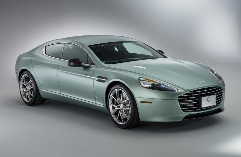 4.2s, 200-MPH 2015 Aston Martin RAPIDE S Also Nabs New Dampers, Torque-Tube and 8-Speed ZF Transaxle 197