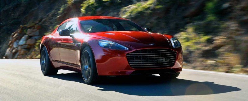 4.2s, 200-MPH 2015 Aston Martin RAPIDE S Also Nabs New Dampers, Torque-Tube and 8-Speed ZF Transaxle 201