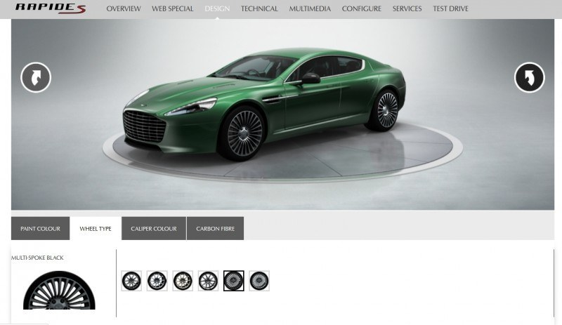 4.2s, 200-MPH 2015 Aston Martin RAPIDE S Also Nabs New Dampers, Torque-Tube and 8-Speed ZF Transaxle 23