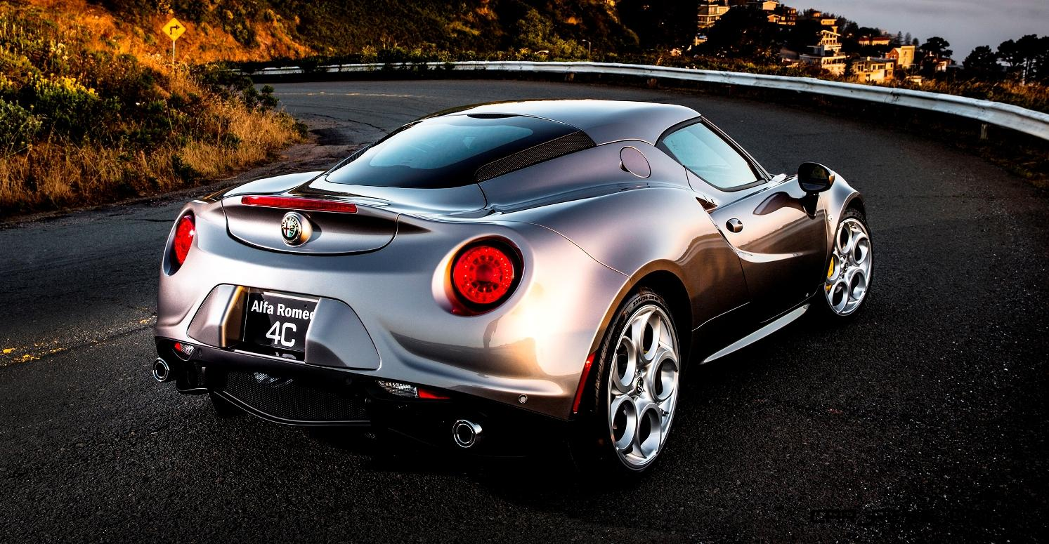 2015 alfa romeo 4c usa priced from 54k in 200 new photos. Black Bedroom Furniture Sets. Home Design Ideas