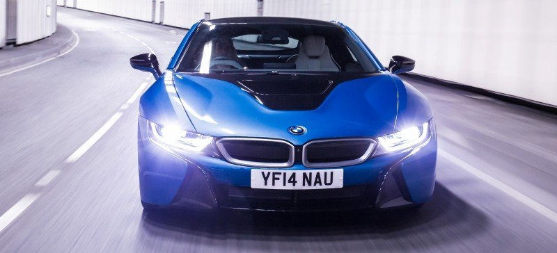 4.4s 2015 BMW i8 Glams Up London and English Countryside for of UK Sales Launch 22