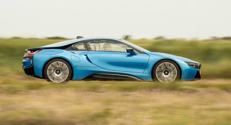 4.4s 2015 BMW i8 Glams Up London and English Countryside for of UK Sales Launch 28