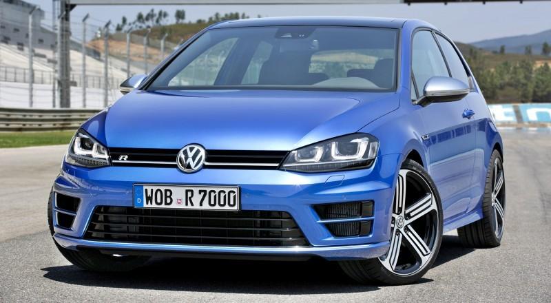 Der neue Volkswagen Golf R