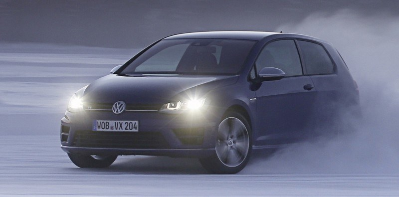 4.9s VW Golf R Officially Coming to USA in January 2015 With At Least 290HP 35