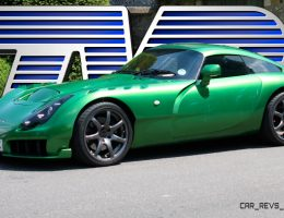 TVR Inks New Sportscar Deal with Gordon Murray and Cosworth – 2018 Launch Possible!