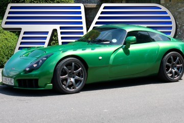 TVR Inks New Sportscar Deal with Gordon Murray and Cosworth - 2018 Launch Possible!