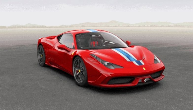 458 Speciale spinner gif