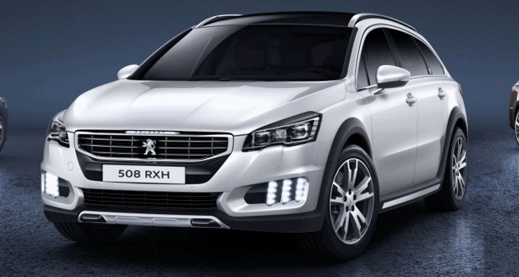 2015 Peugeot 508 Facelifted With New Led Drls Box Design Beams And
