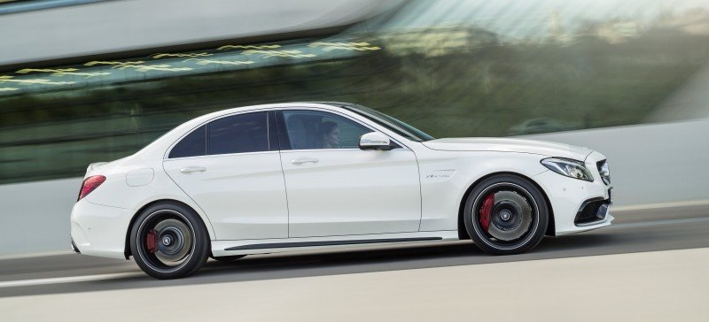 510HP, 3.9s 2015 Mercedes-AMG C63 S Joings New C63 - Without the Benz Name 19