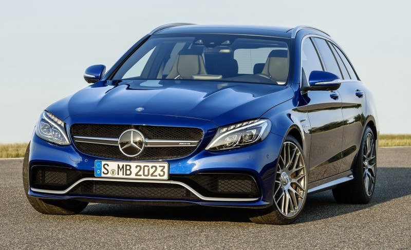 510HP, 3.9s 2015 Mercedes-AMG C63 S Joings New C63 - Without the Benz Name 27