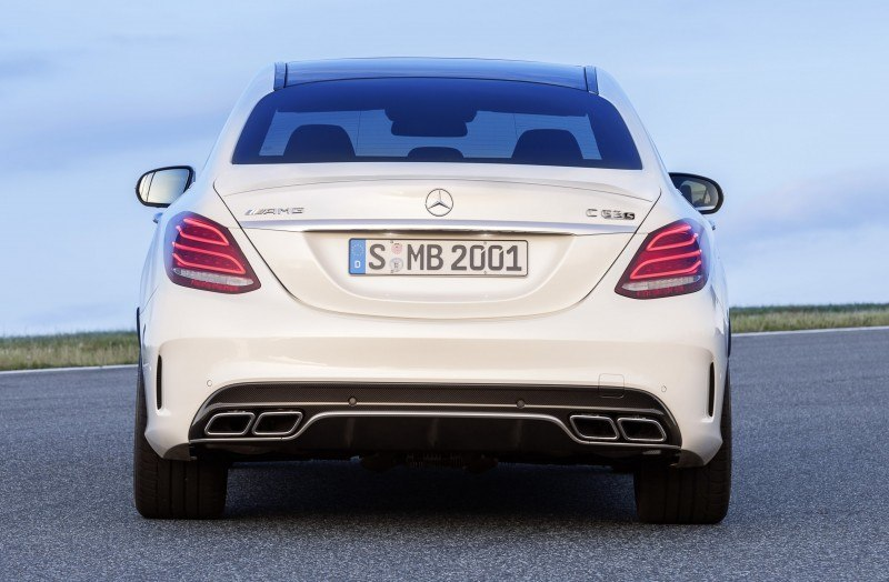 510HP, 3.9s 2015 Mercedes-AMG C63 S Joings New C63 - Without the Benz Name 6
