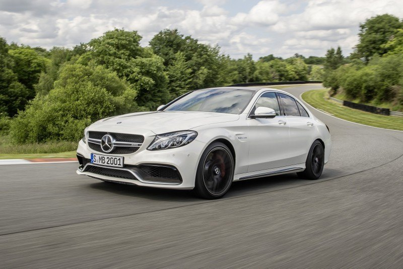 510HP, 3.9s 2015 Mercedes-AMG C63 S Joings New C63 - Without the Benz Name 9