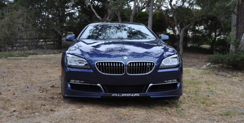 540HP, 3.7s 2015 BMW ALPINA B6 xDrive Gran Coupe Is Now Available For USA Special Orders 10