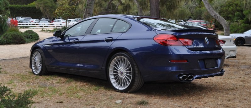 540HP, 3.7s 2015 BMW ALPINA B6 xDrive Gran Coupe Is Now Available For USA Special Orders 23