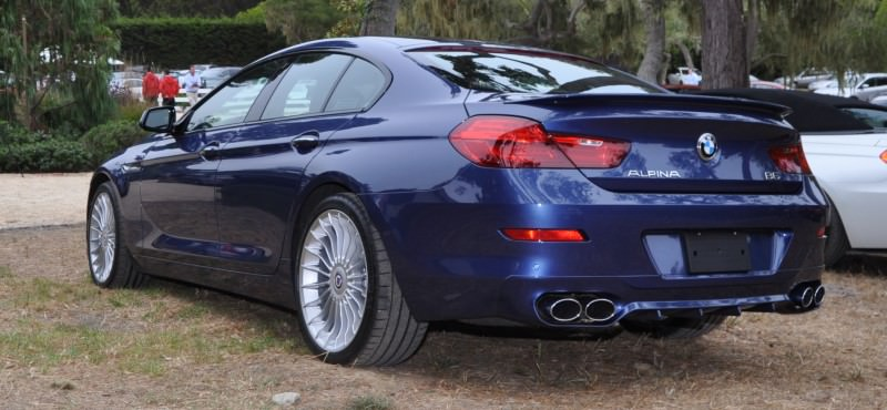 540HP, 3.7s 2015 BMW ALPINA B6 xDrive Gran Coupe Is Now Available For USA Special Orders 24