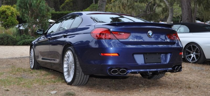 540HP, 3.7s 2015 BMW ALPINA B6 xDrive Gran Coupe Is Now Available For USA Special Orders 25
