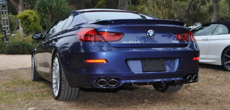 540HP, 3.7s 2015 BMW ALPINA B6 xDrive Gran Coupe Is Now Available For USA Special Orders 27