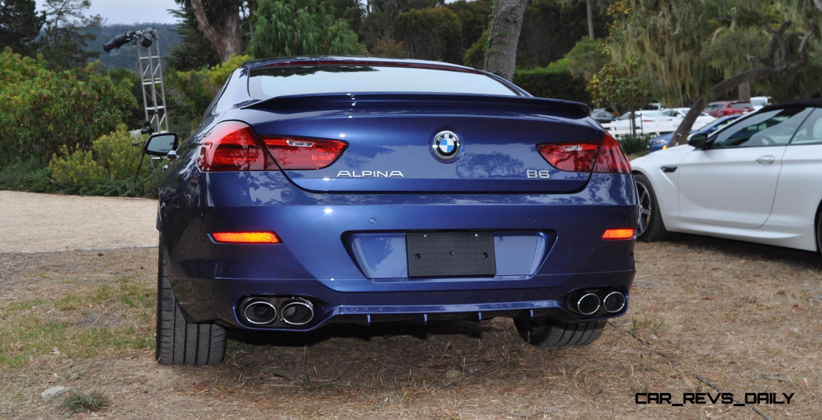 HP S BMW ALPINA B XDrive Gran Coupe Is Now Available - Bmw alpina usa