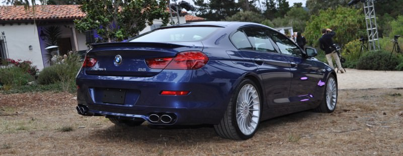 540HP, 3.7s 2015 BMW ALPINA B6 xDrive Gran Coupe Is Now Available For USA Special Orders 32