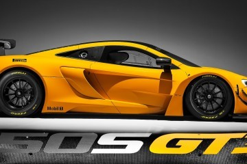 2016 McLaren 650S GT3 - Geneva Prelaunch + Photo Comparo Insights vs. 2015 Racecar