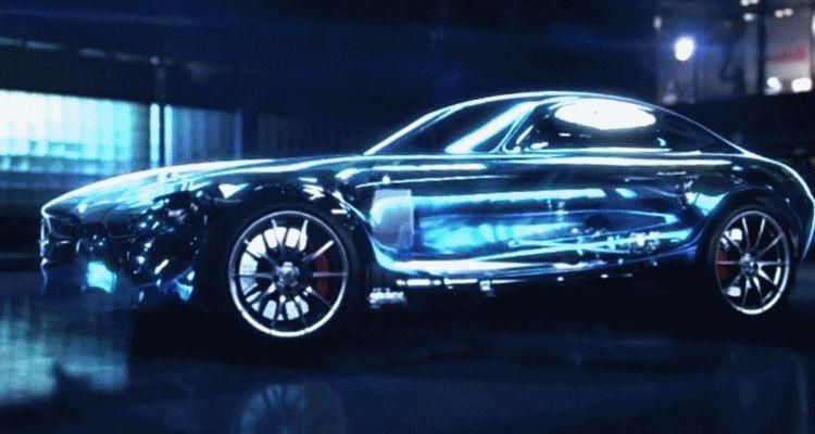 AMG GT gif1