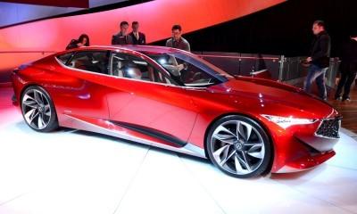 Acura Precision Concept 12