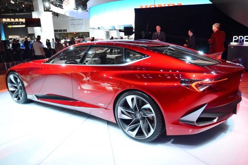 Acura Precision Concept 4