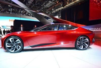 Acura Precision Concept 5