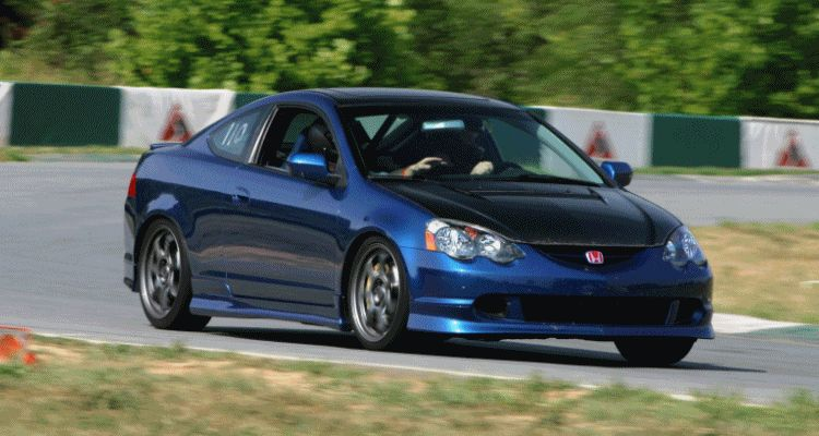 Acura RSX-S 2002 from Special Features Editor Chris May