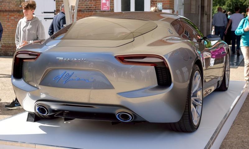 Alfieri Concept rear