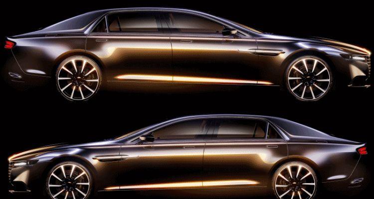 Aston 2015 lagonda sedan gif'