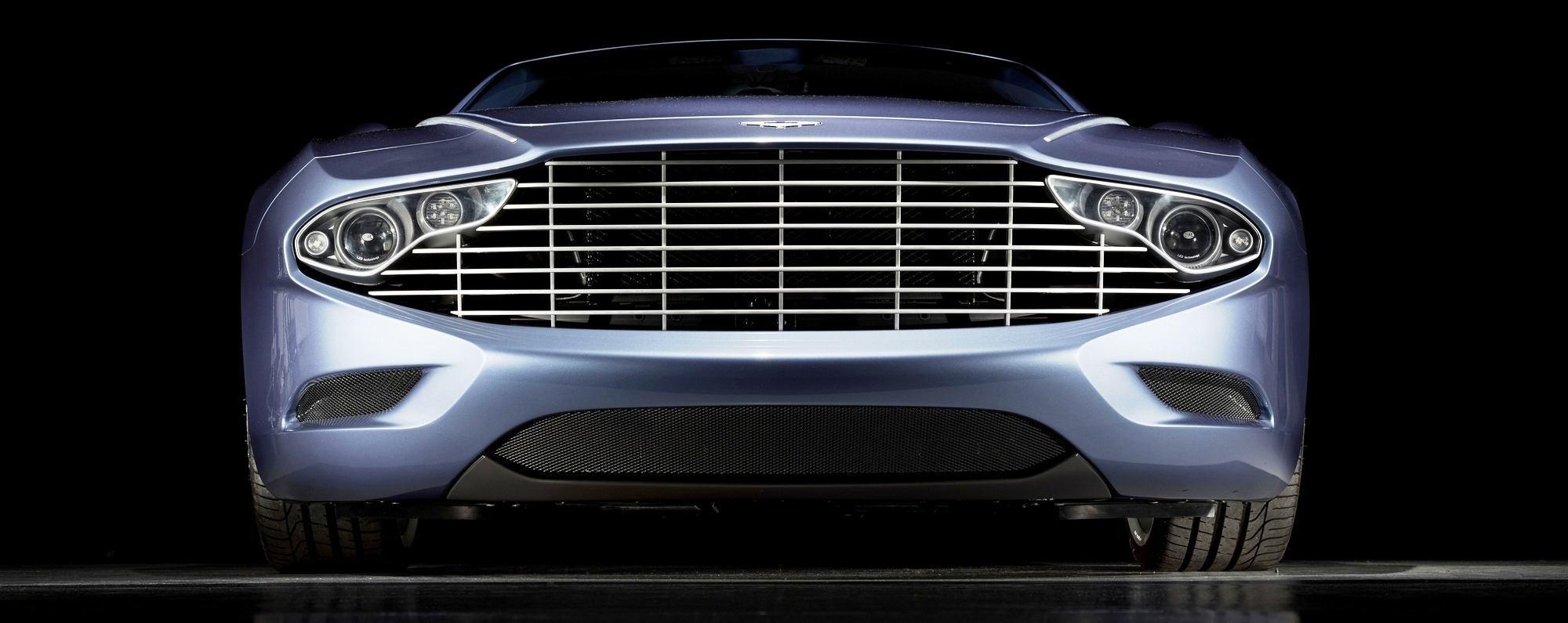 Block Chic Zagato Aston Martin Dbs Centennial Hits