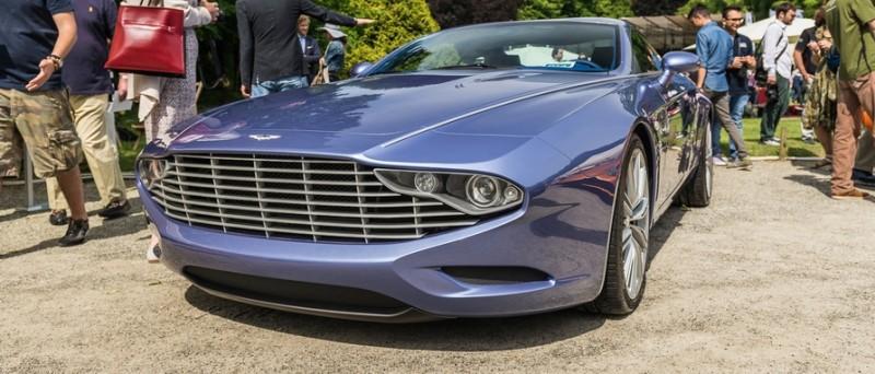 Aston Martin DBS Coupé Zagato Centennial 01