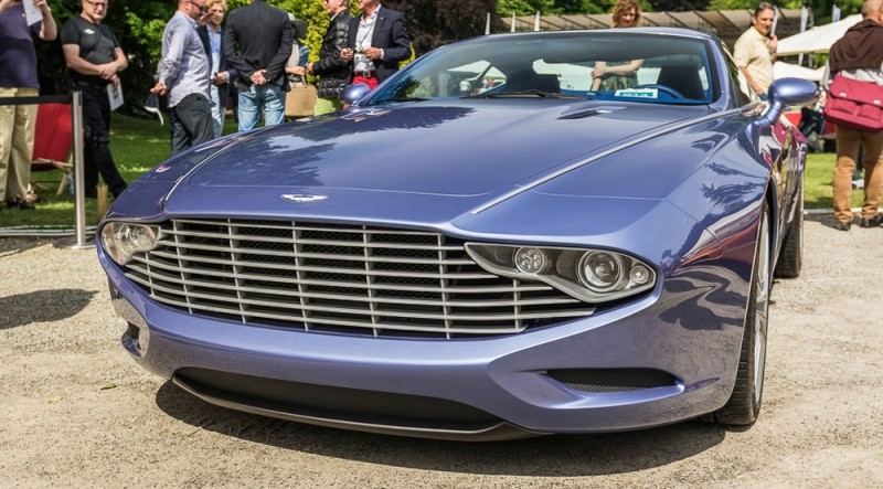 Aston Martin DBS Coupé Zagato Centennial 02
