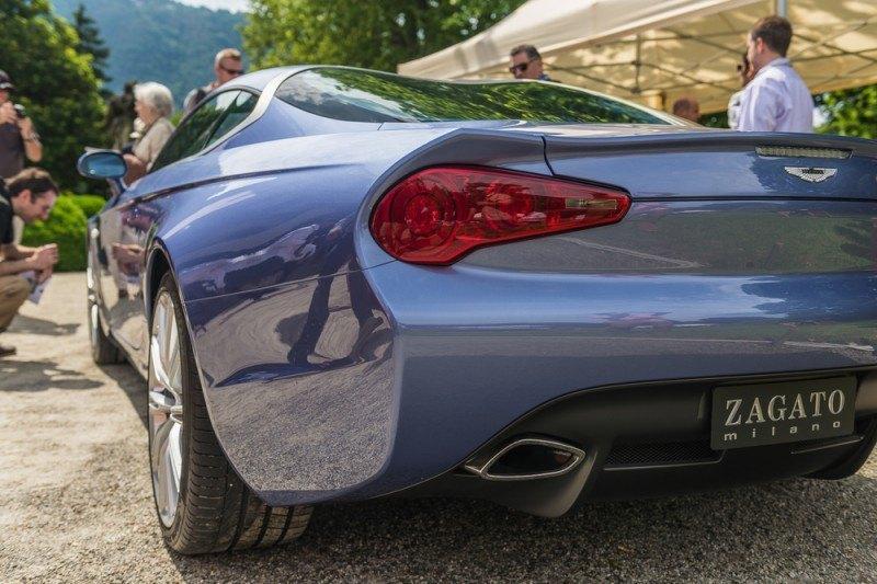 Aston Martin DBS Coupé Zagato Centennial 04