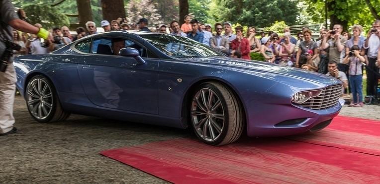 Aston Martin DBS Coupé Zagato Centennial 06