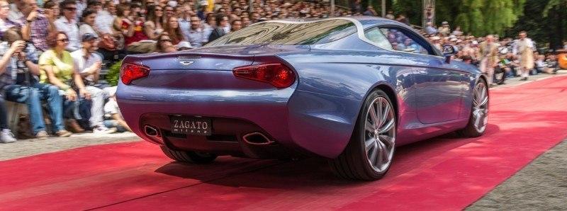 Aston Martin DBS Coupé Zagato Centennial 07