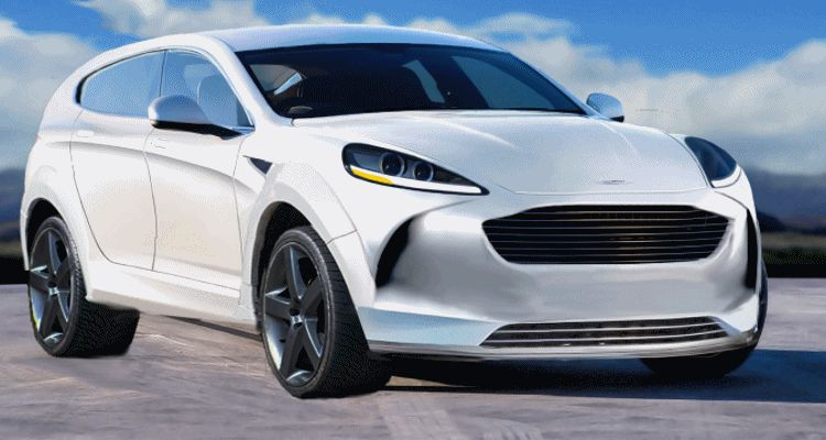 2017 aston martin elv8 crossover suv and awd sedan renderings. Black Bedroom Furniture Sets. Home Design Ideas