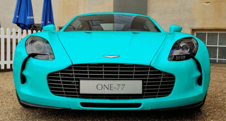 Aston Martin One-77 GIF header8654758