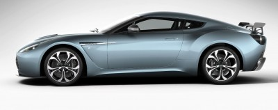 Aston Martin V12 ZAGATO Alba Blue 1