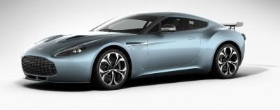 Aston Martin V12 ZAGATO Alba Blue 10