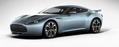 Aston Martin V12 ZAGATO Alba Blue 11