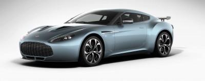 Aston Martin V12 ZAGATO Alba Blue 12